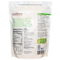 זרעי צ'יה טחונים נוטיבה 340 גרם Nutiva