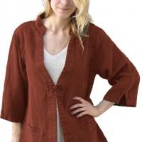 חולצת טופ המפ לנשים - Dash Hemp