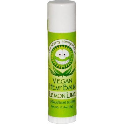 שפתון המפ טבעוני נגד יובש בטעם לימון