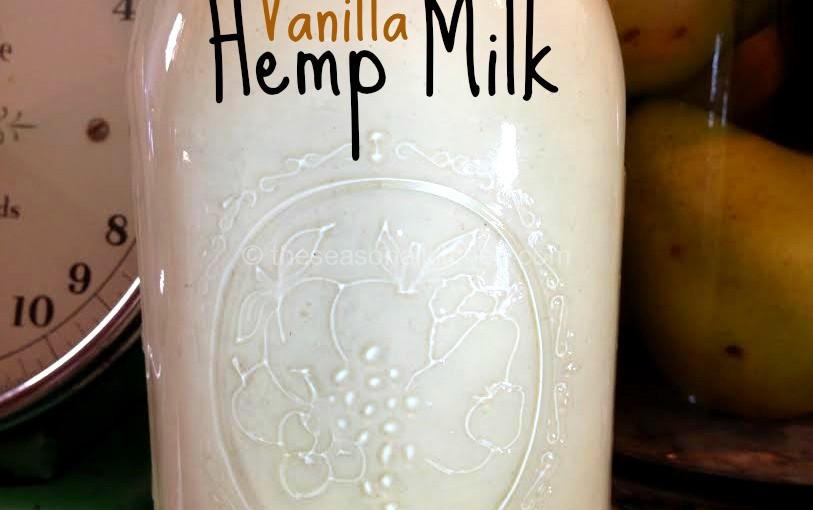 חלב המפ - מתכון