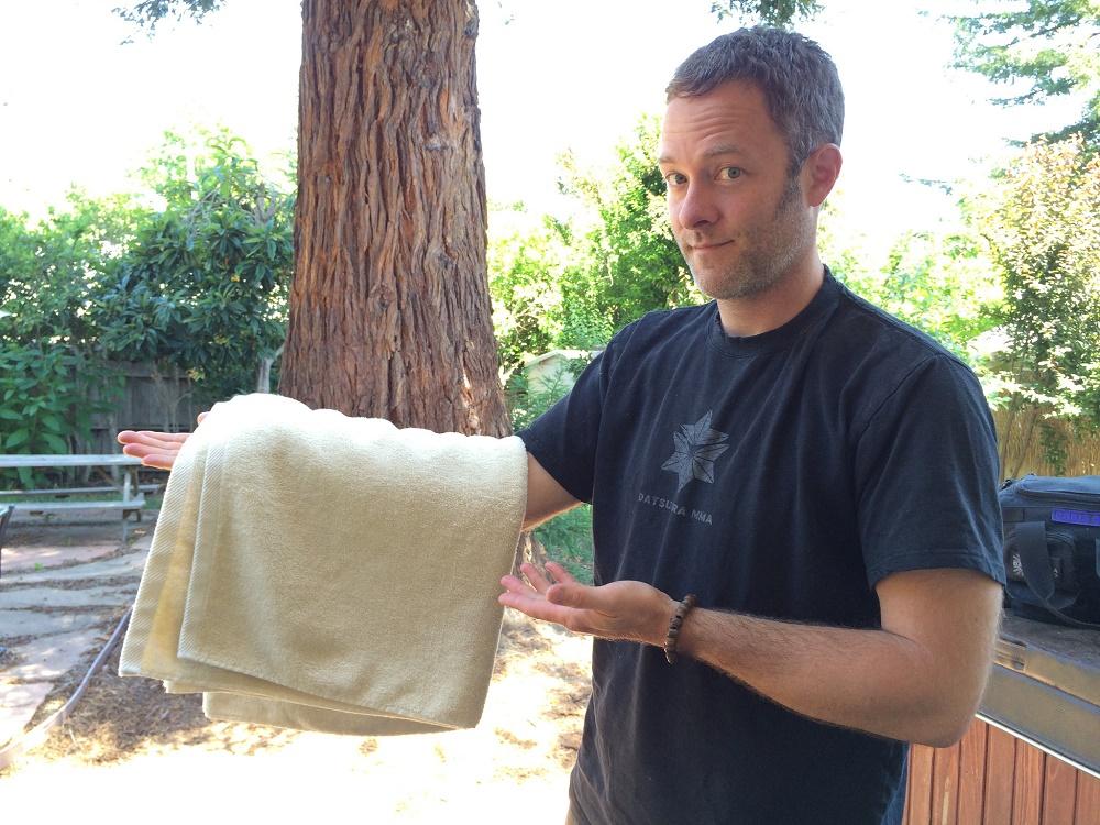 מגבת המפ איכותית - Datsusara