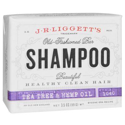 שמפו המפ - סבון לשיער - J.R Liggett's