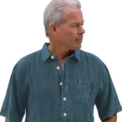 חולצת כפתורים המפ - Dash Hemp