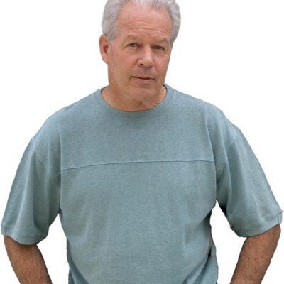 חולצת טישרט המפ לגברים