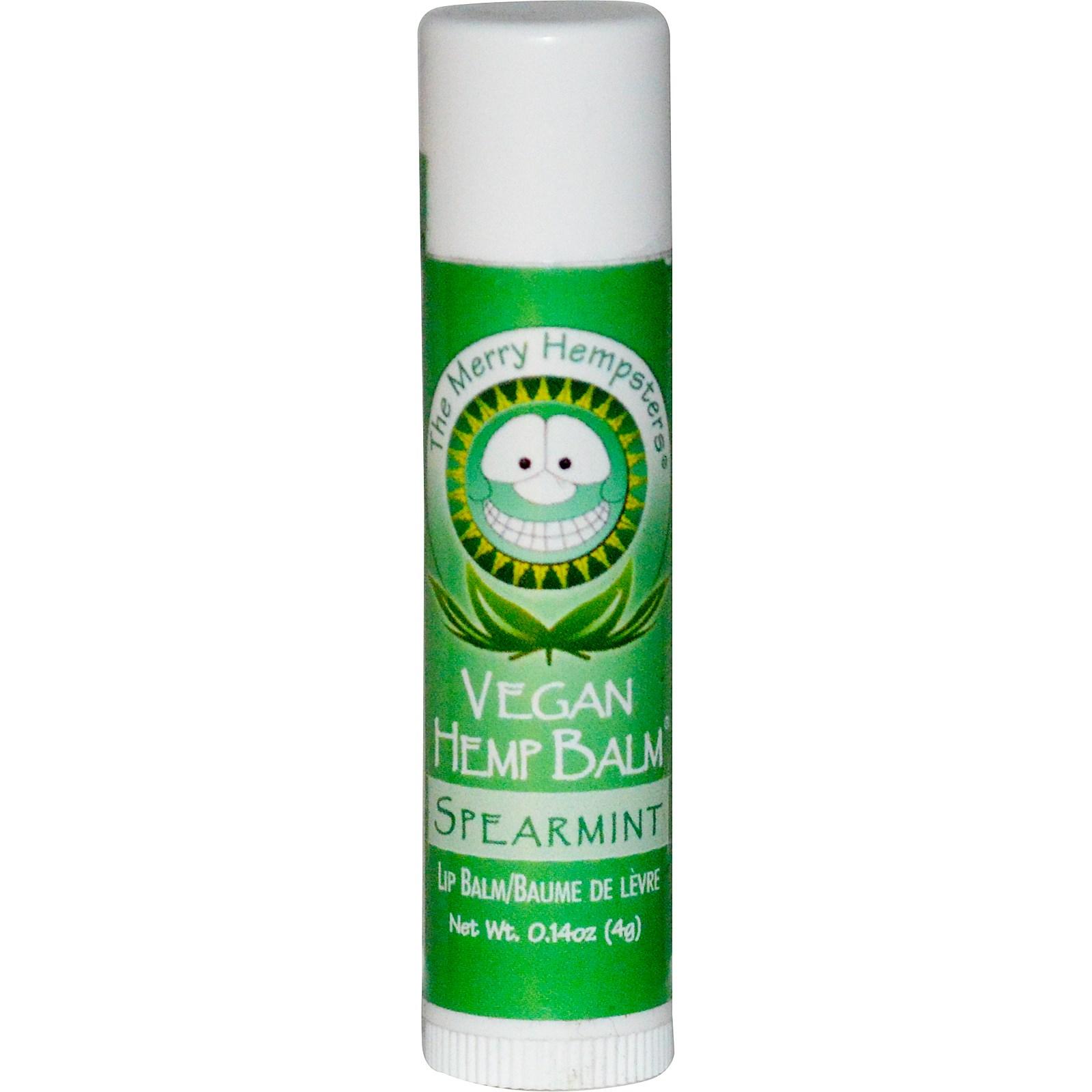 שפתון המפ טבעוני נגד יובש בטעם מנטה