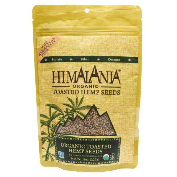זרעי המפ קלויים הימלאניה 227 גרם Himalania