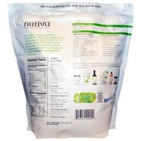 זרעי המפ קלופים נוטיבה 2.27 קילוגרם Nutiva
